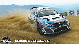 getlinkyoutube.com-Launch Control: Pastrana and Higgins Climb to the Clouds on Mt. Washington -- Episode 2.8