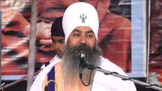 getlinkyoutube.com-Main Sewak Dar Aaya | Sant Baba Pyara Singh Ji (Sirthale Wale) 09814206007
