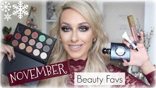 getlinkyoutube.com-NOVEMBER Beauty favourites 2016   DramaticMAC