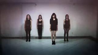 Little Mix- Salute (Hurricane Dance Practice)