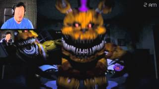 getlinkyoutube.com-five nights at freddy's 4 markiplier sparta remix