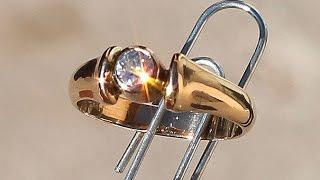 getlinkyoutube.com-Best Of Jewelry Finds - Teknetics Delta 4000 Metal Detecting