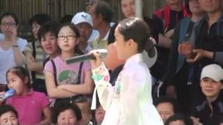 getlinkyoutube.com-송소희 - 청춘가(수덕사 2010)