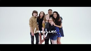 getlinkyoutube.com-Kids United - Imagine (Official Video)