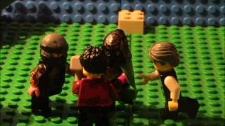 getlinkyoutube.com-LEGO MINECRAFT NINJAGOCRAFT ADVENTURES EPISODE 1 EVIL ARRIVES