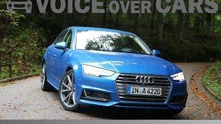 getlinkyoutube.com-2015 Audi A4 (B9) Fahrbericht Test Review Technische Daten und Impressionen von Venedig