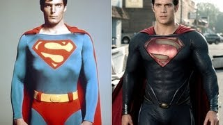getlinkyoutube.com-Superman 1978 vs Superman 2013