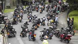getlinkyoutube.com-Funeral de motociclistas !