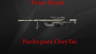 getlinkyoutube.com-Pacote de Packs para CheyTac - Point Blank