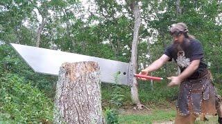 getlinkyoutube.com-FFVII Buster Sword Build.