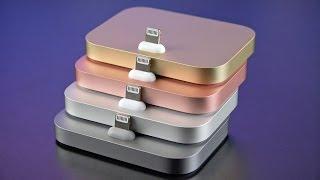 getlinkyoutube.com-Apple iPhone 6s & 6s Plus Lightning Dock: Unboxing & Review