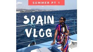 Spain Vlog! | Family bonding in Andalucia | Marbella | Summer
