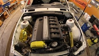getlinkyoutube.com-How to turbo BMW m50/m52 engine, S02E01 Introduction