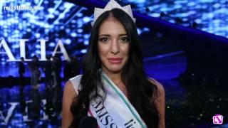 Miss Italia 2014 è la siciliana Clarissa Marchese