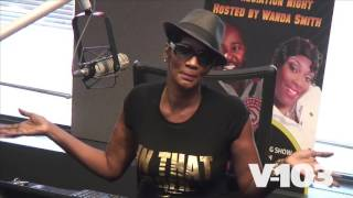 Momma Dee Puts Us in Order With New Song & Dance Moves + Big Tigger
