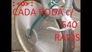 getlinkyoutube.com-RODA DE BICICLETA COM 540 RAIOS by KOJI