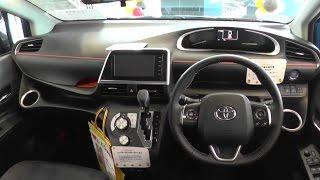 getlinkyoutube.com-トヨタ 新型シエンタの内装・外装の紹介