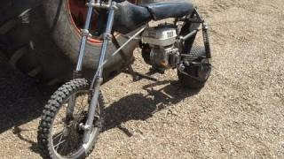 getlinkyoutube.com-home made mini bike