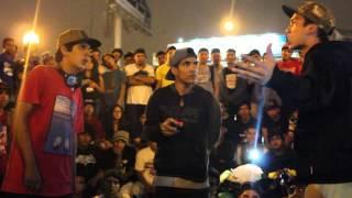 getlinkyoutube.com-Klibre vs Jinete - Semifinales - Batallas Raptonda 2015