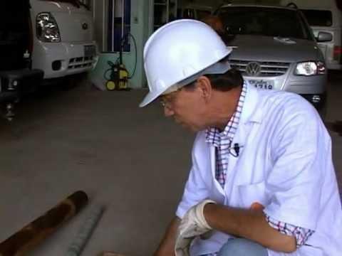 Perfuração de poço e testemunhagem/ Drilling and coring wells