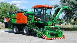 getlinkyoutube.com-Guaresi Super G48 DS Tomato Harvester Recolhedora de tomate