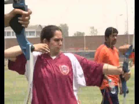 University Of Lahore Girls 1st Archery Championship Pkg By Amir Raza City42