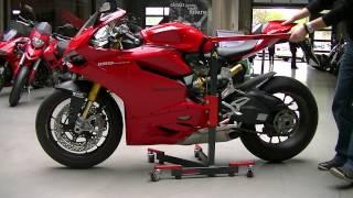 www bike tower de Zentralständer Ducati 1199 Panigale