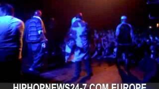 Wu Tang Clan - Live en belgique