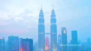Petronas Twin Towers, Malaysia (1080HD) Travel Video