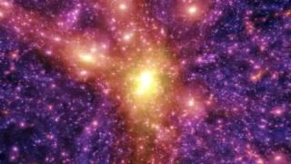 getlinkyoutube.com-Recreación del Universo - Millennium Simulation [720p]