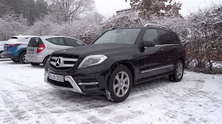 2013 Mercedes-Benz GLK 220 CDI 4MATIC Start-Up and Full Vehicle Tour