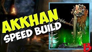 getlinkyoutube.com-Diablo 3 Akkhan Speed Build Season 10 Patch 2.5 Crusader