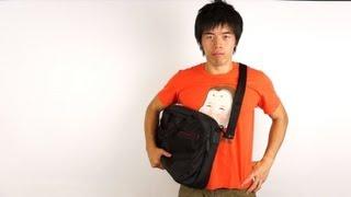 getlinkyoutube.com-ユニクロのボストンバッグが良かった6つの理由 | UNIQLO Boston bag