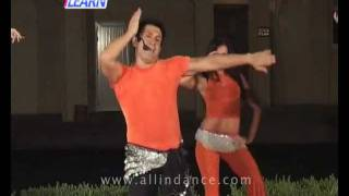 getlinkyoutube.com-Mamad Khordadian Arabic Trance Dance Instruction