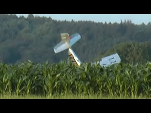 The Galopping Ghost - Testflight Crash