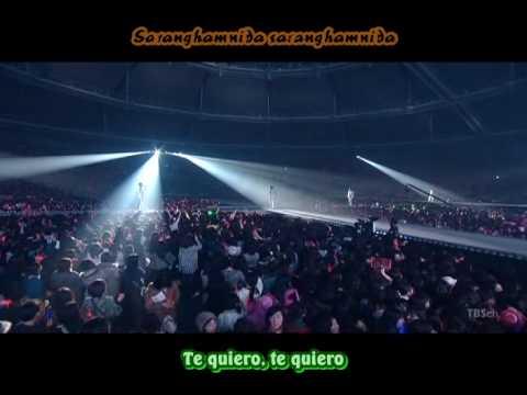 Insa En Español de Tvxq Letra y Video