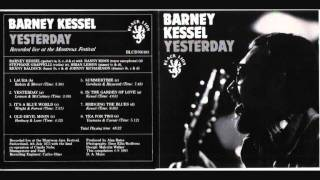 getlinkyoutube.com-Barney Kessel - Laura (Yesterday).wmv