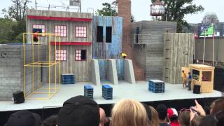 getlinkyoutube.com-Rush Parkour CNE 2015, Toronto