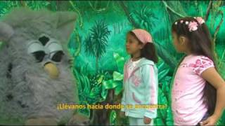"""getlinkyoutube.com-TALLER DE CINE para Niños y Adolescentes """"Lúdica"""" - Ejercicio de Chroma Key"""