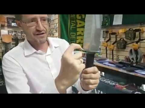 Нож совок кладоискателя.