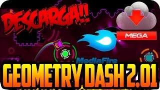getlinkyoutube.com-Descargar Geometry Dash 2.01  APK - PC [MEGA][MEDIAFIRE][Sin Errores] - Solución STEAM - JymyLand