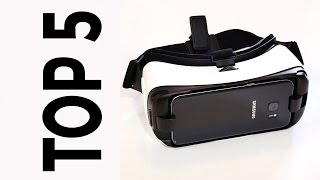 Top 5 Best VR Headsets 2017