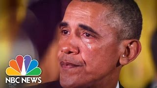 President Obama Remembers 'Biggest Disappointment' As President | NBC News