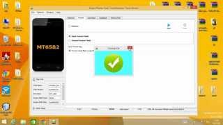 getlinkyoutube.com-How to Flash ROM with SP Flash tool  (แก้เครื่องไม่เห็นซิม TS5 )
