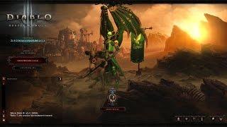 Diablo 3 Czarownik - speedfarm build u10