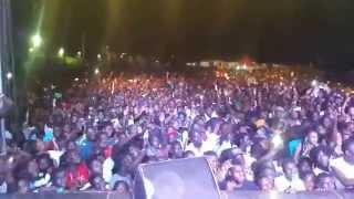 getlinkyoutube.com-Shatta Wale - Performance of Homecoming concert at Korle Gonno