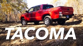 2016 Toyota Tacoma Quick Drive   Consumer Reports