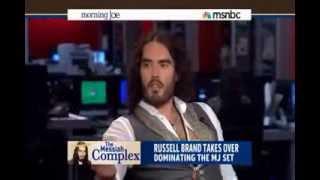 getlinkyoutube.com-Russell Brand Embarrasses MSNBC