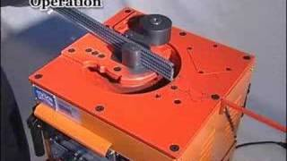 getlinkyoutube.com-B & C Rebar Bending Machine