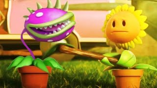 getlinkyoutube.com-Plants vs Zombies 3D Cartoon Animation All Episodes China! 植物大战僵尸!